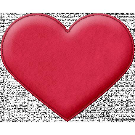 Move Felt Heart