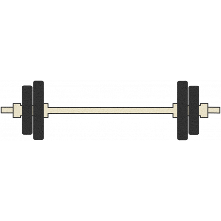 Move Barbell Weights