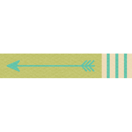 Thanksgiving Arrow - Green