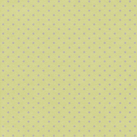 Thanksgiving - Green Polka Dot Paper