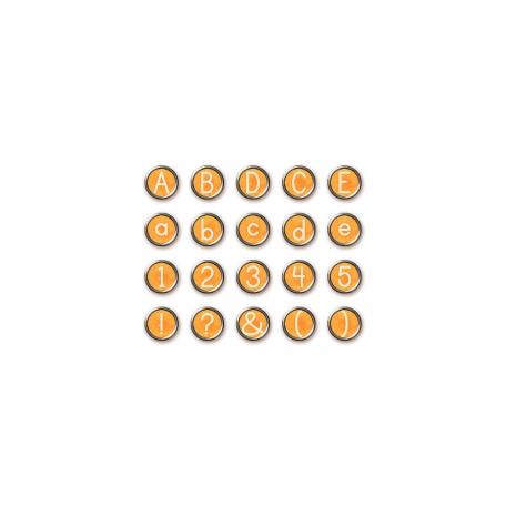 Brighten Up Alpha - Orange