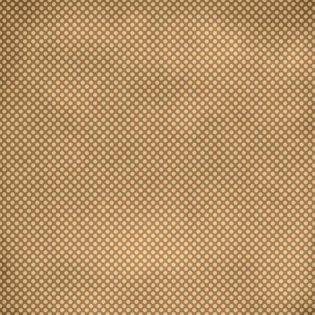 Polka Dots 36 Paper - Brown