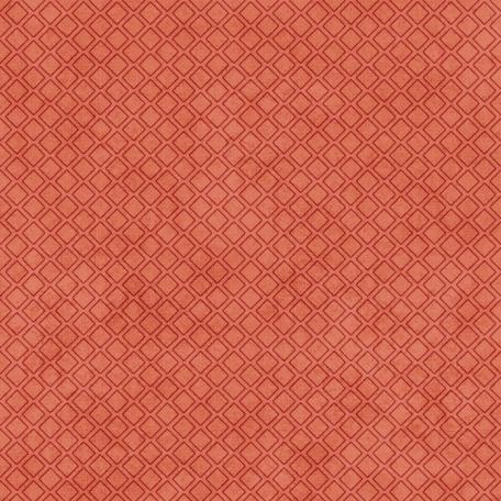 Geometric 12 Paper - Red