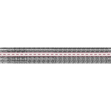 Ribbon 15 - White & Purple