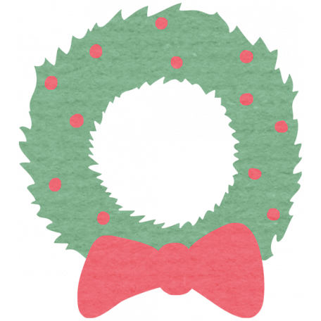 Deck The Halls - Wreath