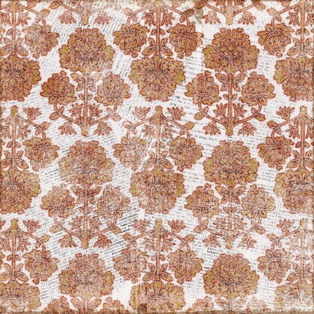 Damask Paper - Oxford