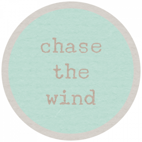 Lake District Label - Chase The Wind