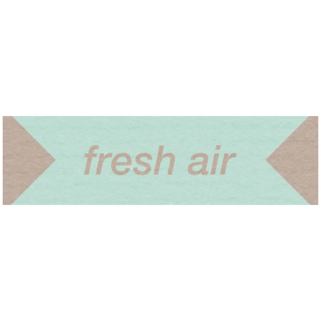 Lake District Label - Fresh Air