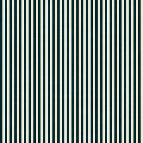 Stripes 54 - Navy & White Paper