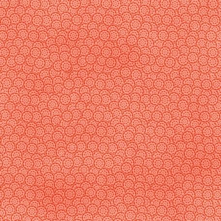 Gear Pattern 2 - Red