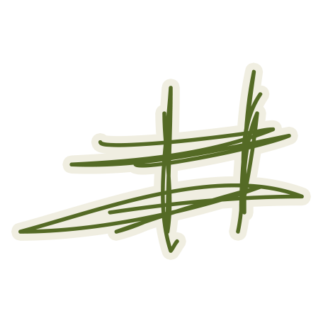Egypt Doodle - Green Number