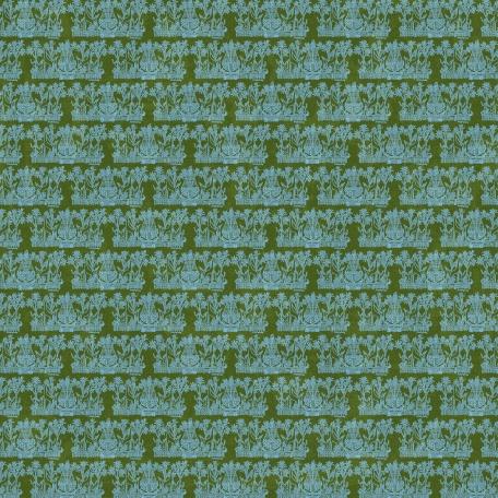 Egypt - Trees Paper - Green