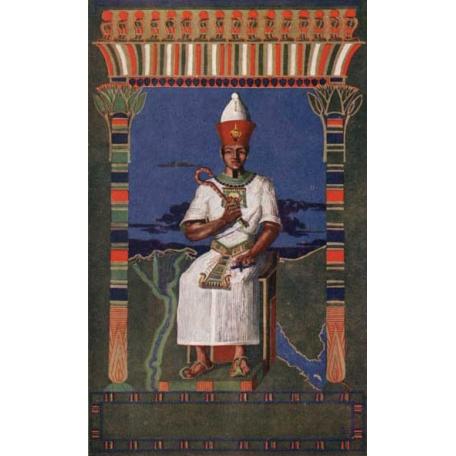Egypt Illustration - Pharaoh