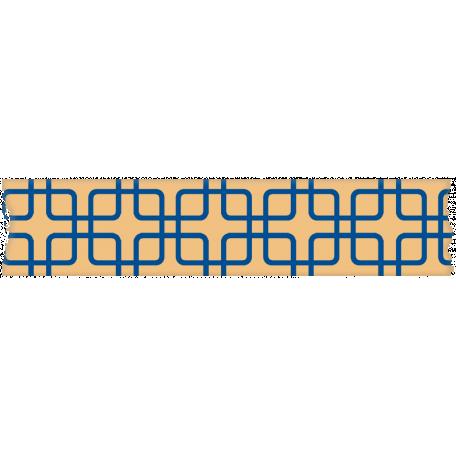 Egypt - Geometric Washi Tape - Squares