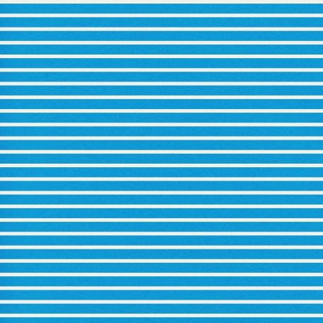 Egypt - Stripes Paper - Blue & White