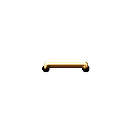 Gold Staple