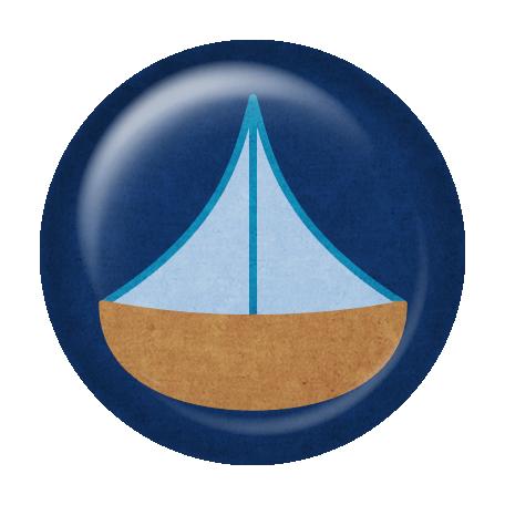 Oceanside Flair - Sail Boat