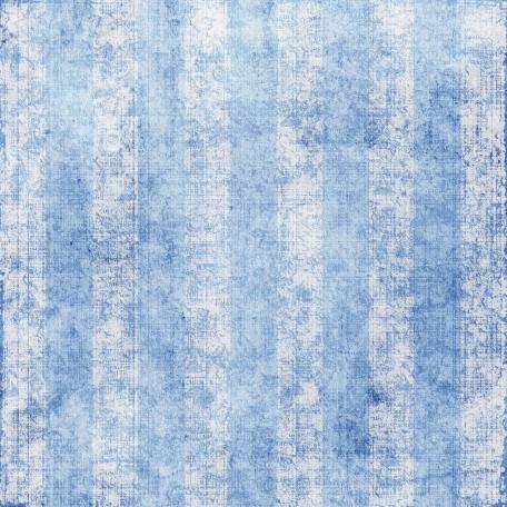 Coastal - Stripes Paper - Distressed
