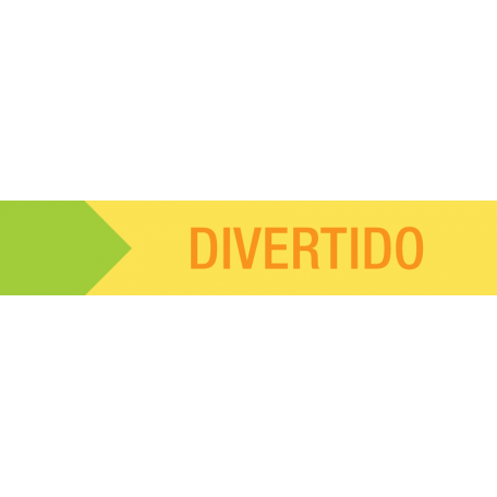 Mexico Labels - Divertido (Fun)