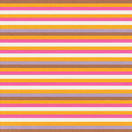 Mexico - Striped Paper - Multicolor