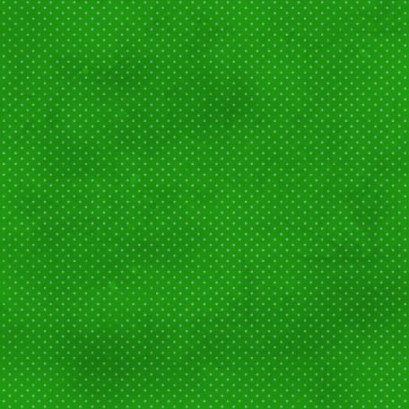Polka Dots 20 - Green