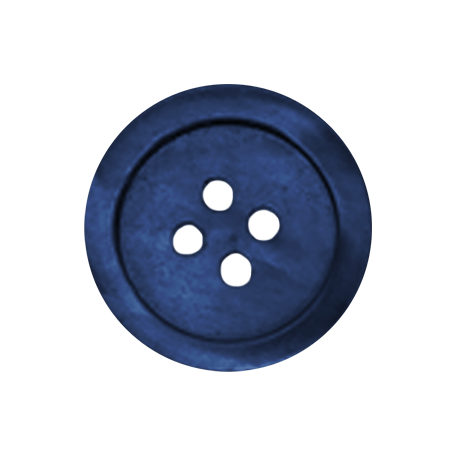 Button 10 - Blue