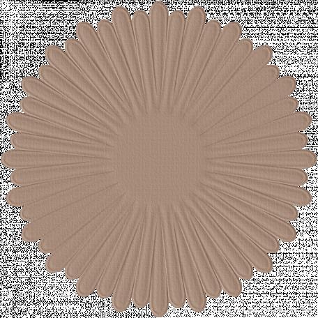 Paper Flower 15 - Tan