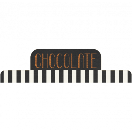 Boo! Tab - Chocolate