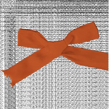 Bow 08 - Orange