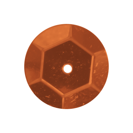 Boo! Sequin - Orange 1