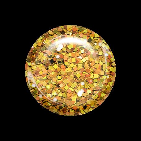 Boo! Glitter Brad - Orange 2