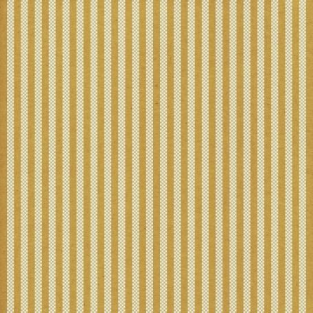 Seersucker 01 - Mustard