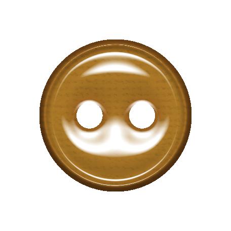 Bedouin Button - brown 2