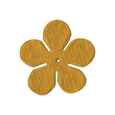 Bedouin Flower - Orange 2