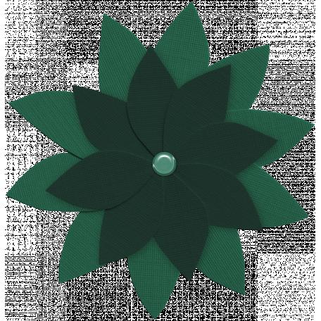 Cruising Elements - Green Flower