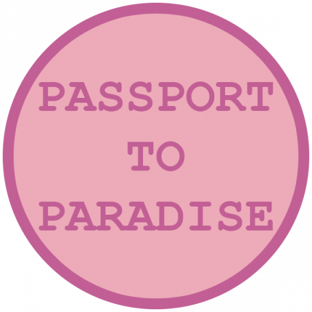 Cruising Elements - Passport To Paradise Label