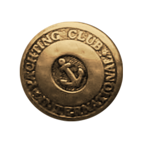 Cruising Elements - Vintage Yachting Club Button