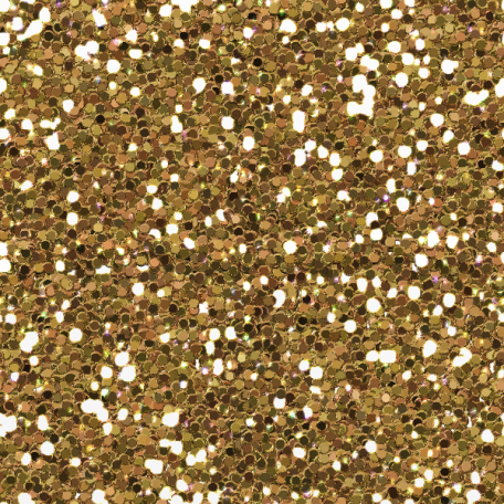 Garden Party - Gold Seamless Glitter