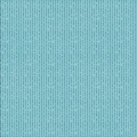 Stripes 54 - Aqua Glitter