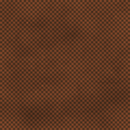 Gingham - Brown