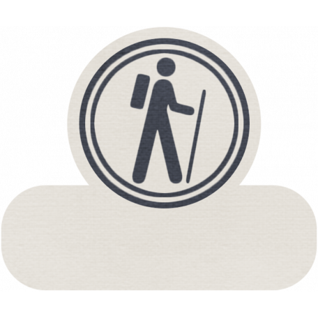 Recreation Tab - Hiker