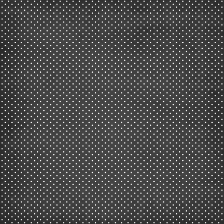 Black Polka Dot Paper