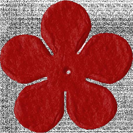 Flower 09 - Red