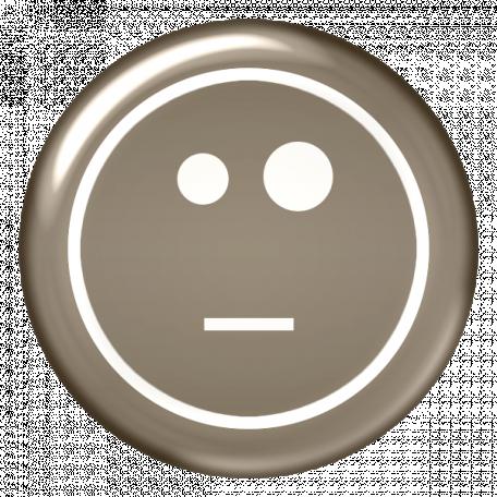 Plastic Brad Emoticon 04
