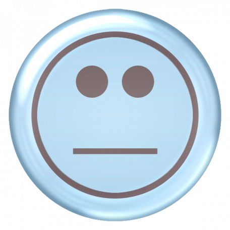 Plastic Brad Emoticon 06