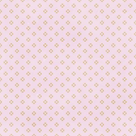 Hearts 09 - Pink & Tan