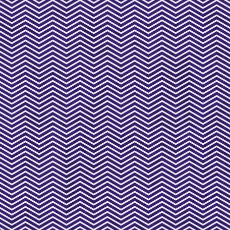 Chevron 02 Paper - Purple & White