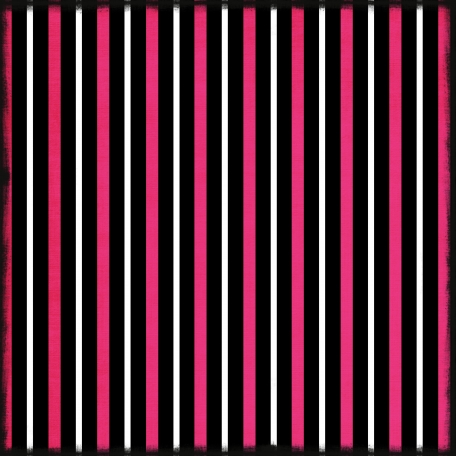 Black Pink Stripes