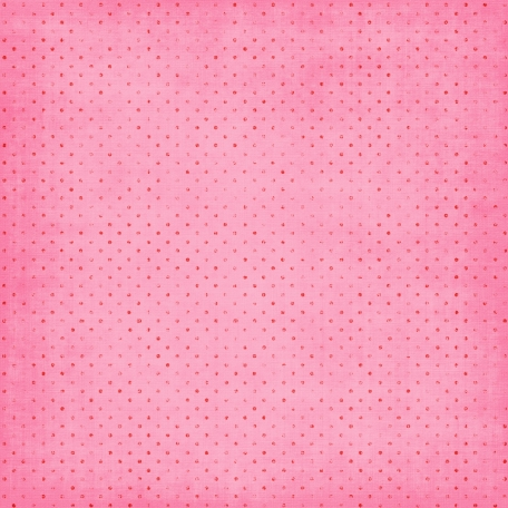 Pink Red Polka Dots