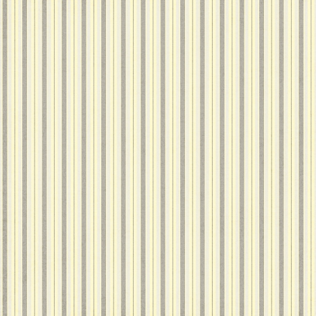 Stripes 91 Paper - Yellow & Gray